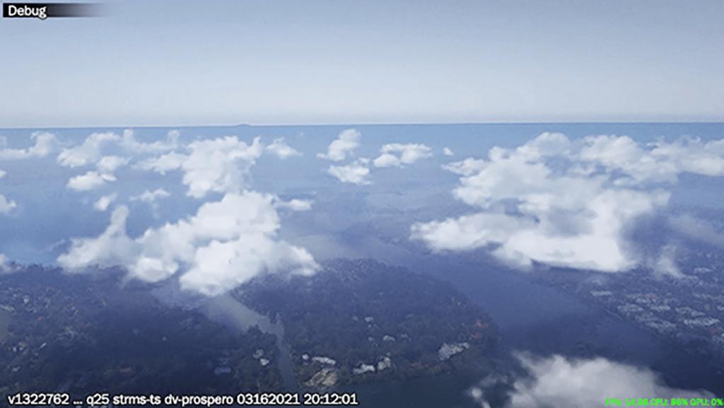 Suposto modo Debug de GTA 6 com diversas informações sobre o desenvolvimento.