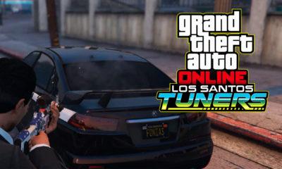 O Kuruma não blindado que foi adicionado nas primeiras heists de GTA Online (Grand Theft Auto 5) foi alterado e acabou e ficou muito bugado.