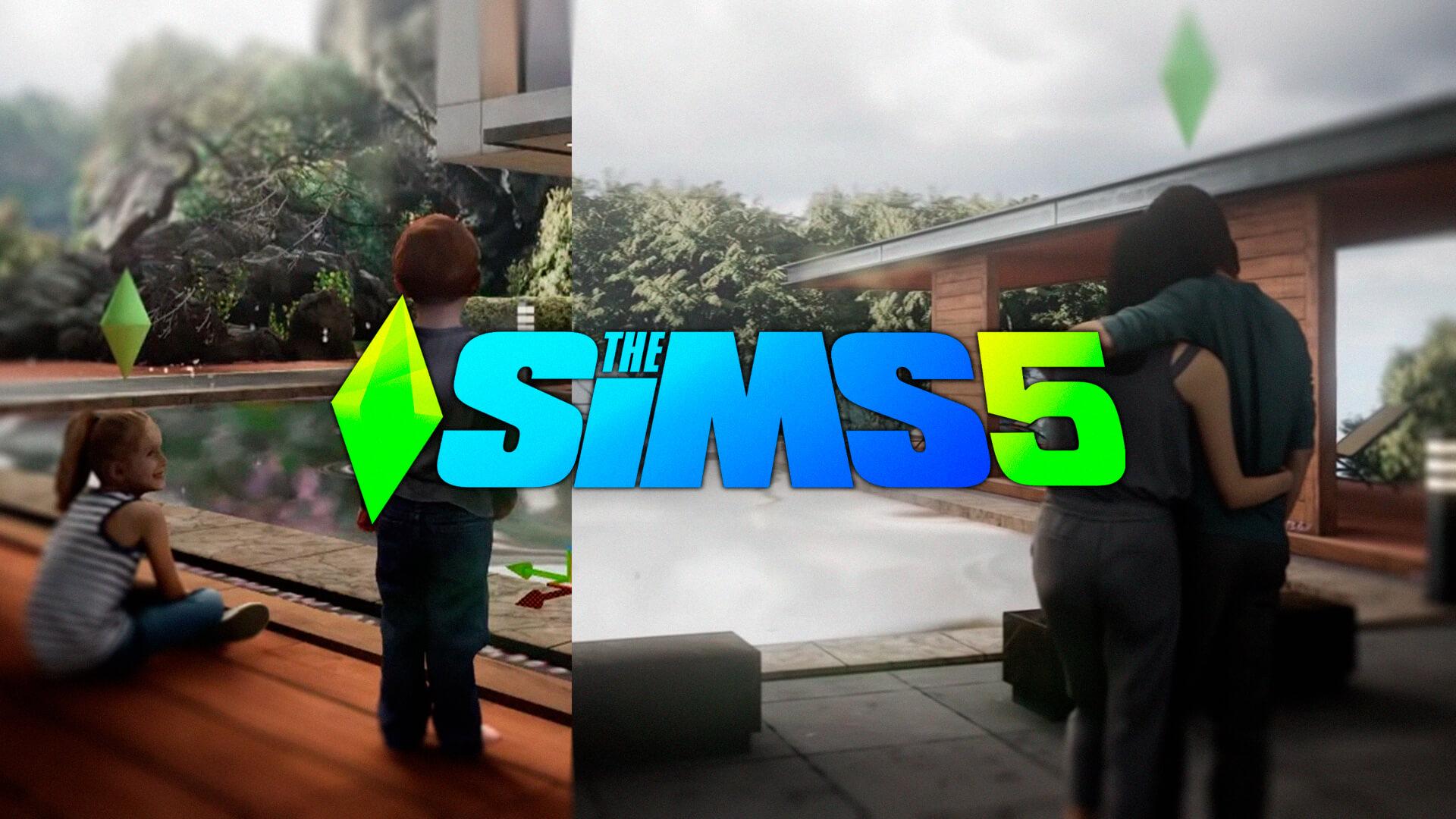 Com a chegada da Unreal Engine 5, os jogadores do futuro The Sims 5 começaram a pensar como seria o próximo jogo da EA Games.