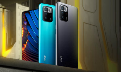 O novo smartphone top de linha criado pela Xiaomi, o Poco X3 GT promete bater de frente com alguns dos melhores smartphones atuais.