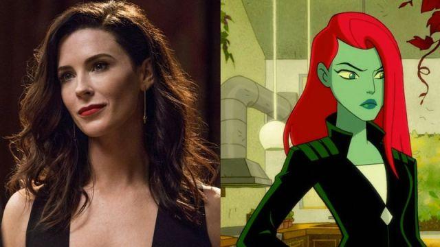 Bridget e Hera Venenosa lado a lado (Batwoman)