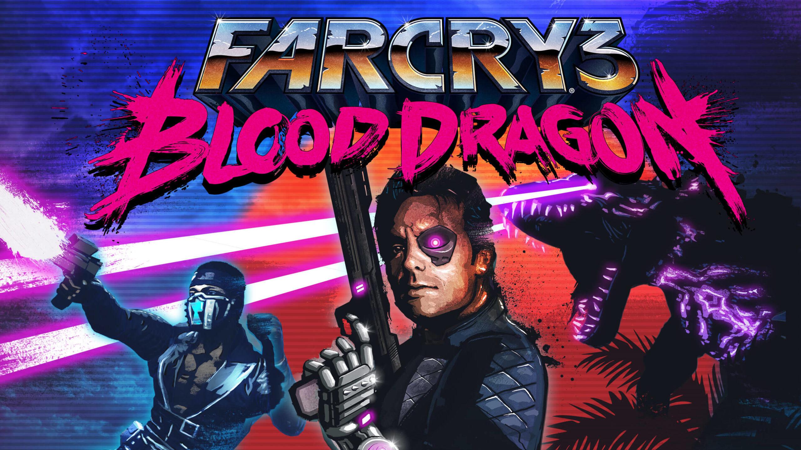 Far Cry Blood Dragon Remaster é vazado; Confira os detalhes! 1