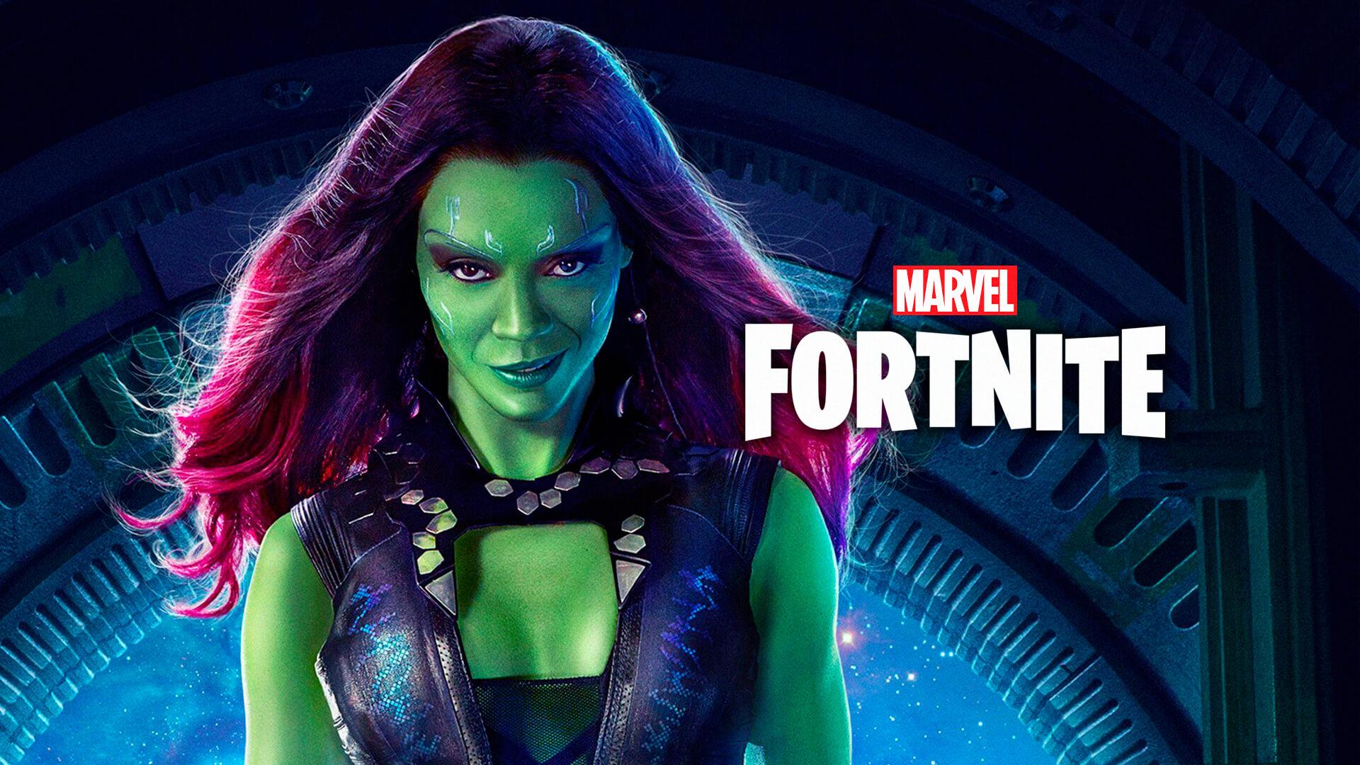 Fortnite   Como ganhar a Skin da Gamora de graça, a filha de Thanos! 1