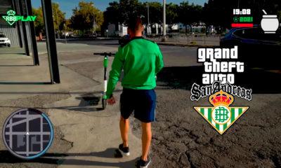 Um dos maiores times de futebol de La Liga, o Real Betis decidiu usar a franquia da Rockstar Games, Grand Theft Auto para anunciar o seu novo jogador Germán Pezzella.