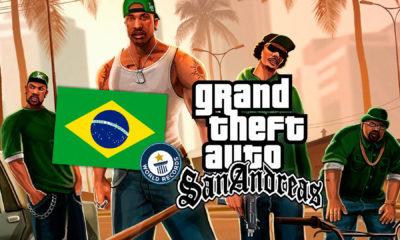 GTA San Andreas | Brasileiro bate recorde e posta no YouTube 11