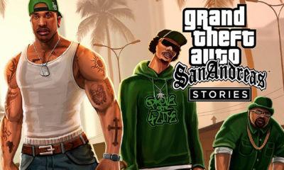 GTA San Andreas Stories | Entenda o que aconteceu com o game 9