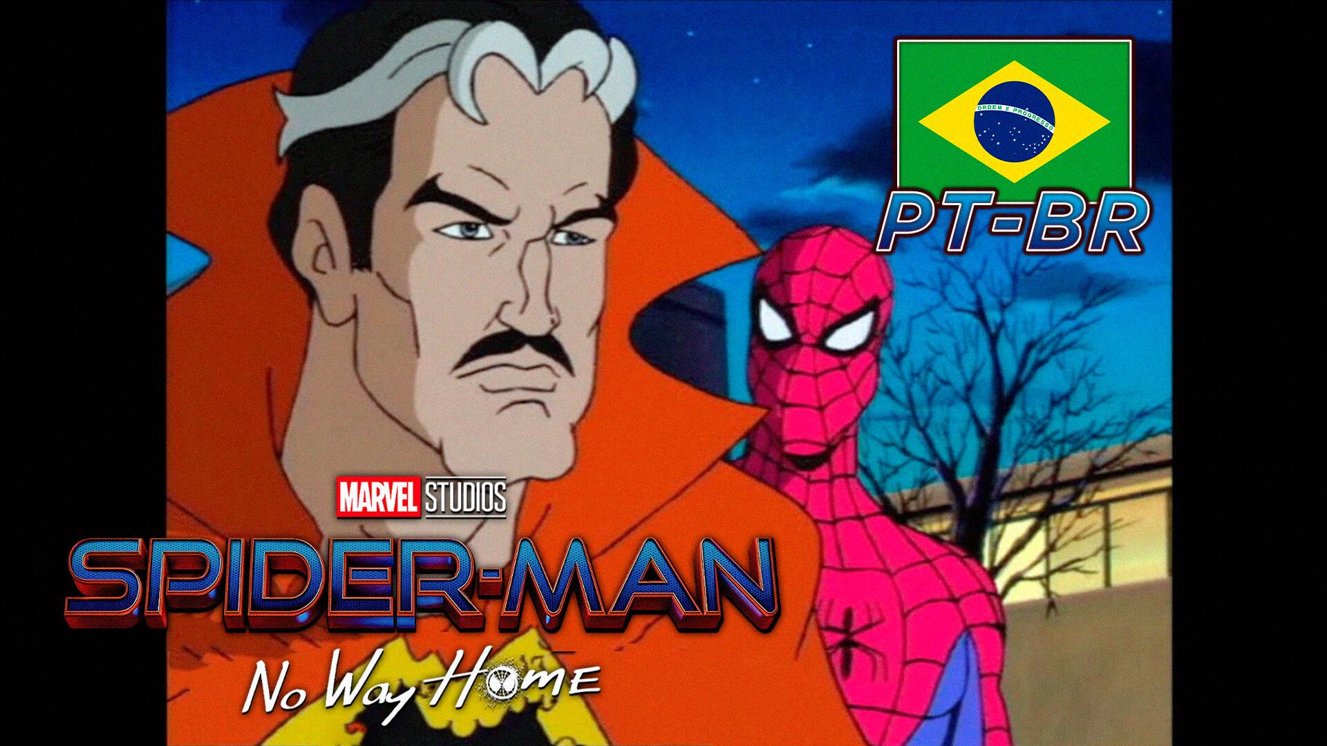 O trailer de Homem-Aranha 3está disponível na internet, no entanto, agora, um fã decidiu recriar com a clássica animação dos anos 90.