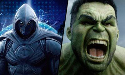 Cavaleiro da Lua | Hulk poderá aparecer em nova série 1