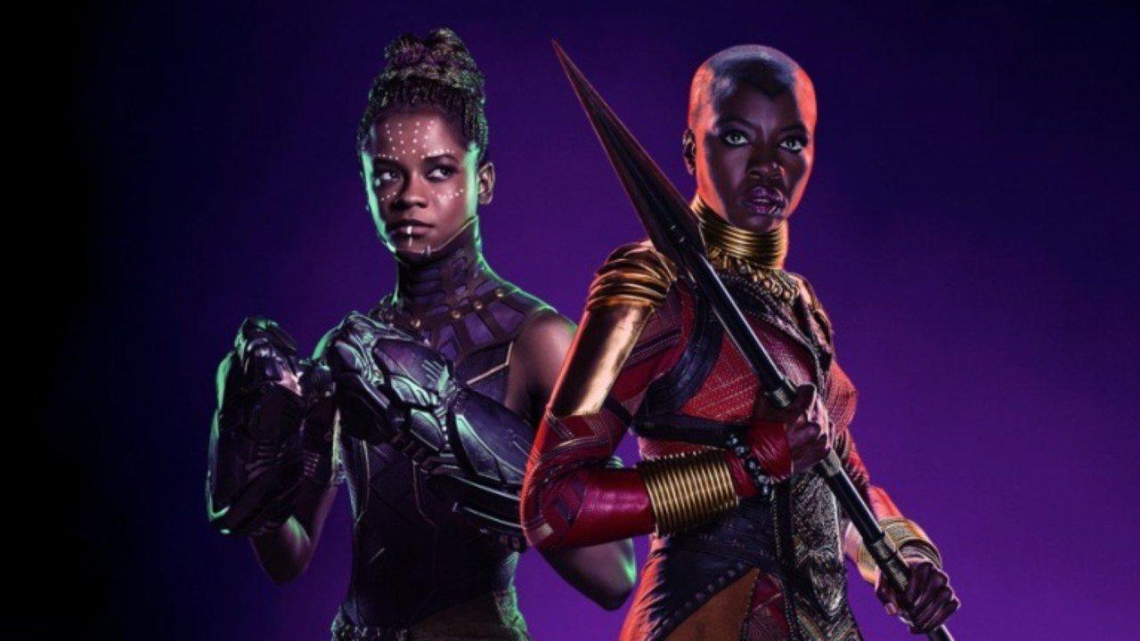 Foi publicado no Twitter, 2 vídeos inéditos no set de Pantera Negra 2, mostram duas personagens em uma perseguição frenética. Confira!
