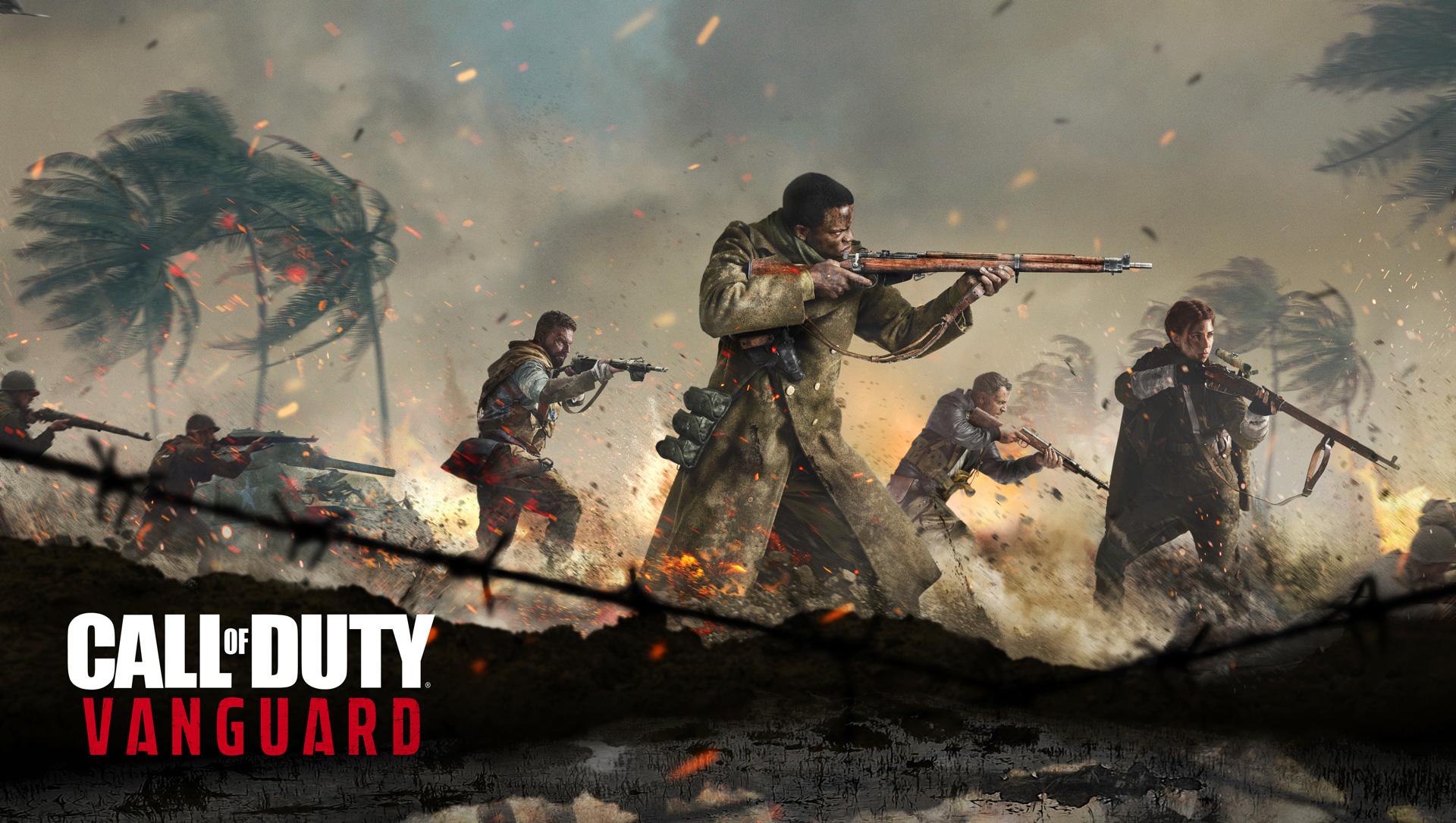Call of Duty: Vanguard | Confira a primeira gameplay em 4K! 1