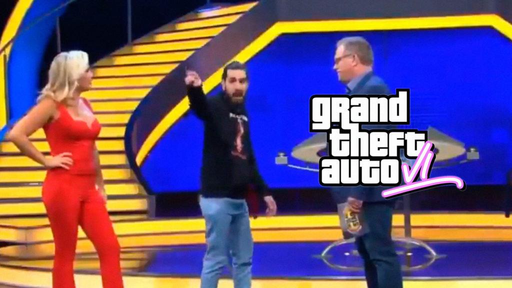 Depois de um fã invadir um programa de televisão pedindo o anuncio do GTA 6, tudo pode acontecer!