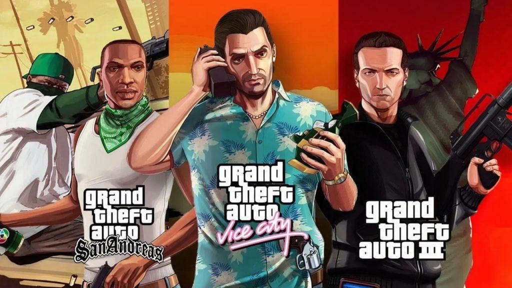 AGORA! Grand Theft Auto: The Trilogy é confirmado na coreia