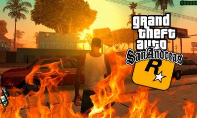 GTA San Andreas | Take Two vence; Grande mod é apagado! 7