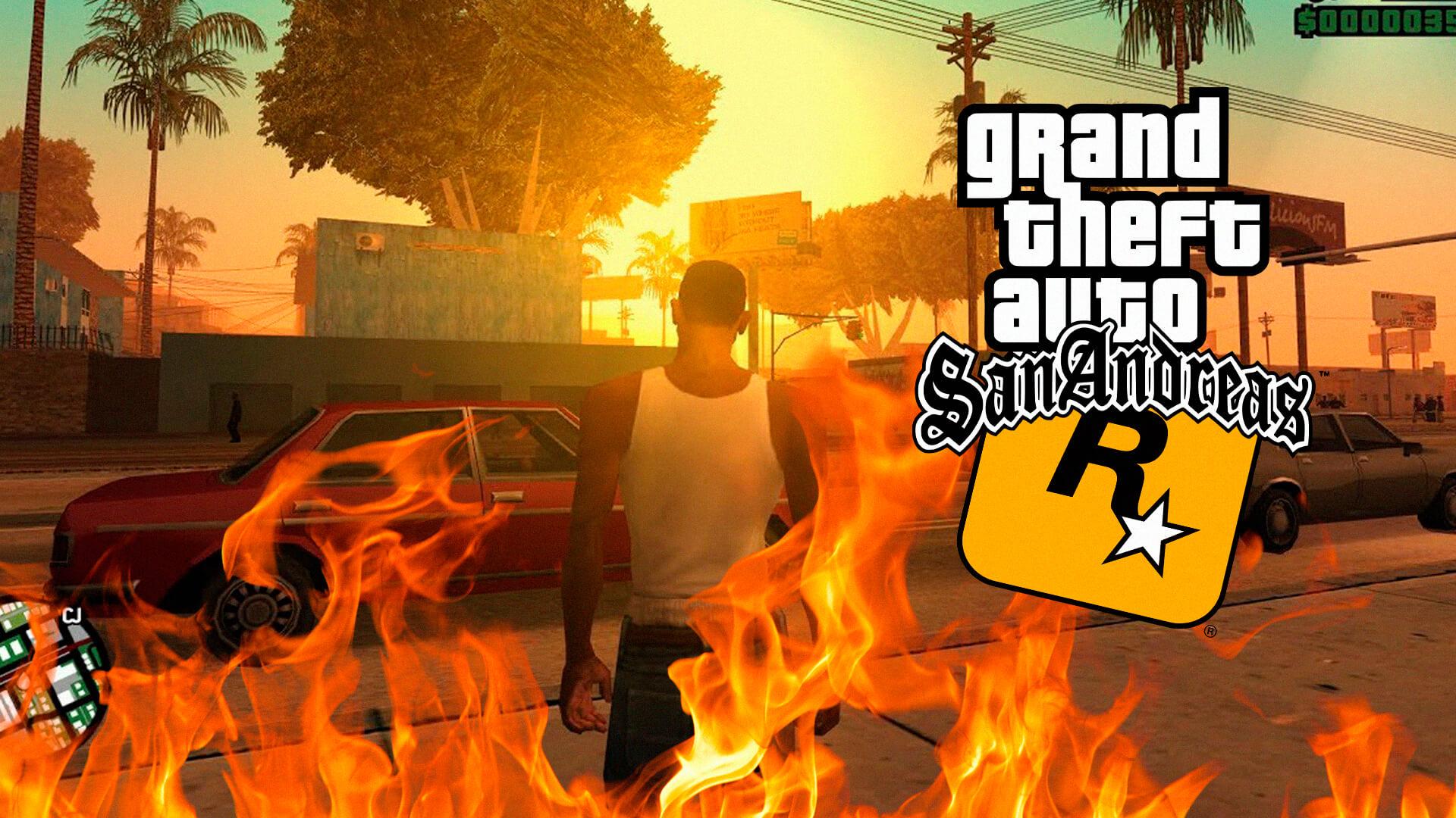 GTA San Andreas | Take Two vence; Grande mod é apagado! 1