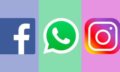 Algumas das maiores redes sociais, Facebook, Instagram e o aplicativo de mensagens Whatsapp finalmente voltaram a funcionar após 5 horas fora do ar.